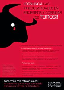 cartel toro 2014